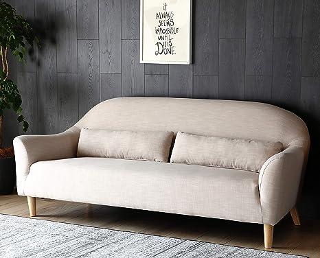 Amazon.com: Sofá de asiento profundo de diseño moderno ...