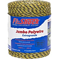 Fi-Shock 9 Hilos Polywire, 1 Paquete