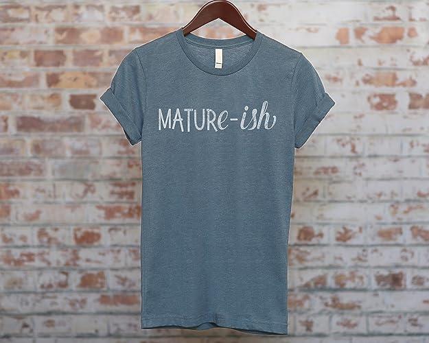 Mature t shirt
