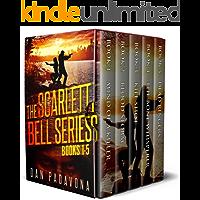 The Scarlett Bell FBI Series: Books 1-5: Gripping Serial Killer Thrillers (Scarlett Bell Thriller Box Sets Book 1) book cover