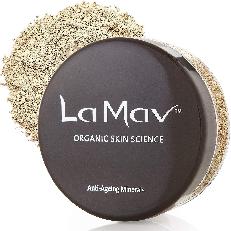 La Mav Anti-Ageing Mineral Foundation Powder (MEDIUM)