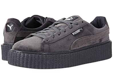 online store 1325d 9197e Amazon.com | PUMA x Fenty by Rihanna Women Creeper Velvet ...