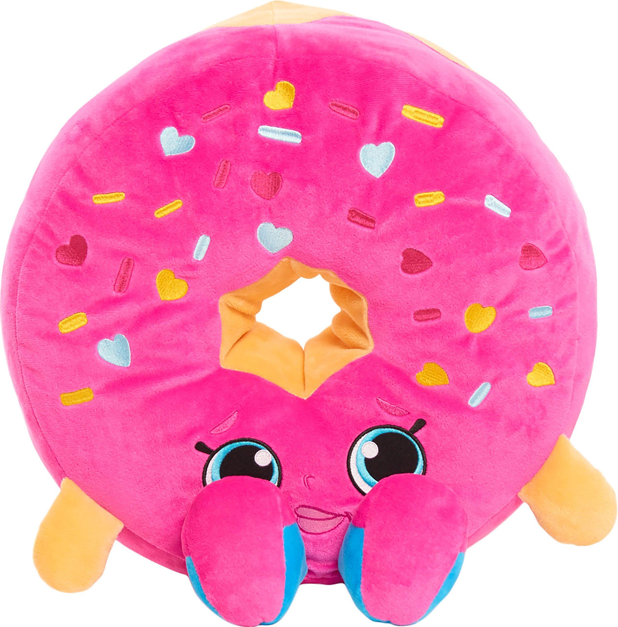 Shopkins Jumbo D'lish Donut Plush by Shopkins