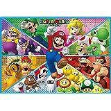 35 piece children's jigsaw puzzle exciting! Super Mario picture puzzle