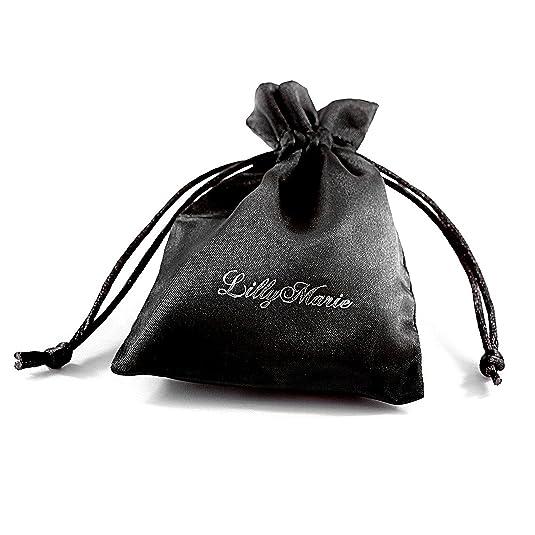 LillyMarie Damen Mädchen Armband Echt Silber Herz Länge Flexibel  Geschenkverpackung Danke Geschenke für Frauen  Amazon.de  Schmuck 07ccaa43a1