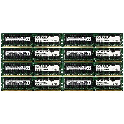 DDR4 Hynix by A-Tech 128GB Kit 8X 16GB 2Rx4 PC4-17000 Dell PowerEdge R730xd  R730 R630 T630 R430 R530 C4130 SNP1R8CRC/16G A7910488 A7945660 370-ABUK
