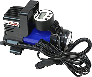 Electric Tyre Inflator Air Compressor HD-504 12V 150PSI  Useful Car