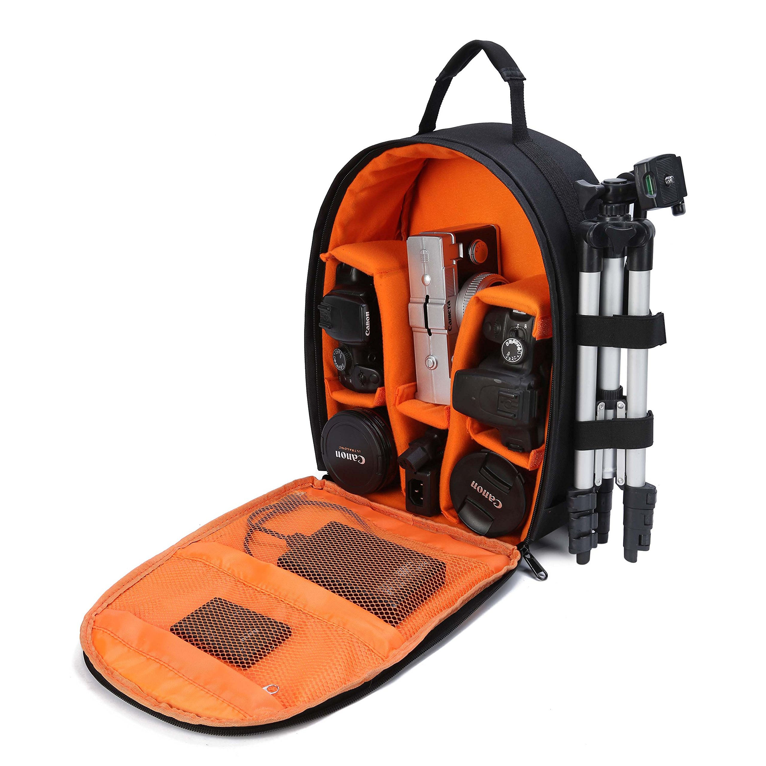 G-raphy Camera Backpack DSLR SLR Backpack for Canon, Nikon,Sony, Lenses,Tripods and Other Accessories