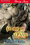 Finding Their Flame [Stone Passions 2] (Siren Publishing Menage Amour)