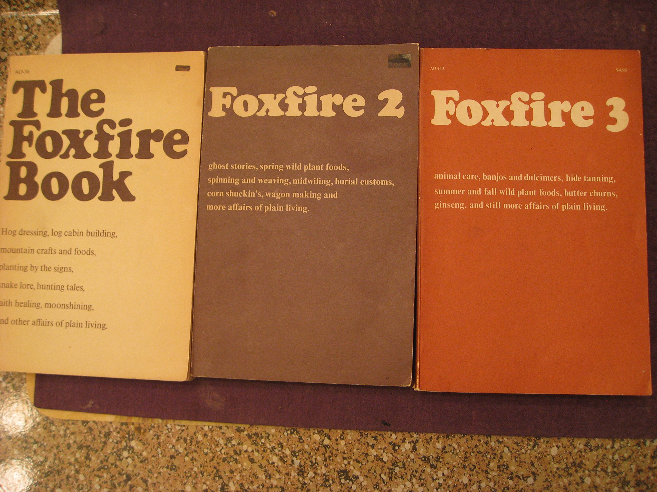Foxfire Book Series