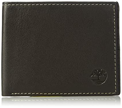 6e49b4924512 Timberland Men s Leather Wallet and Carabiner Gift Set at Amazon ...
