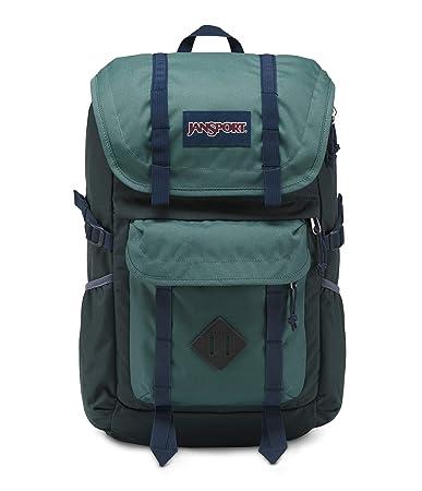 a57ec1bd4302 JanSport Javelina Laptop Backpack (Frost Teal Dark Slate)  Amazon.in ...