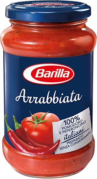 Barilla Salsa Arrabbiata - 400 gr