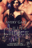 Lilly's Choice (Masters of the Prairie Winds Club Book 11)