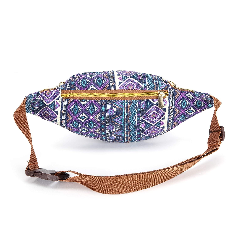 Bum Bag Travel Festival Waist Money Belt Holiday Hip Bag Sport Bumbag Fanny Pack