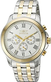 Invicta Mens 21659 Specialty Analog Display Swiss Quartz Two Tone Watch