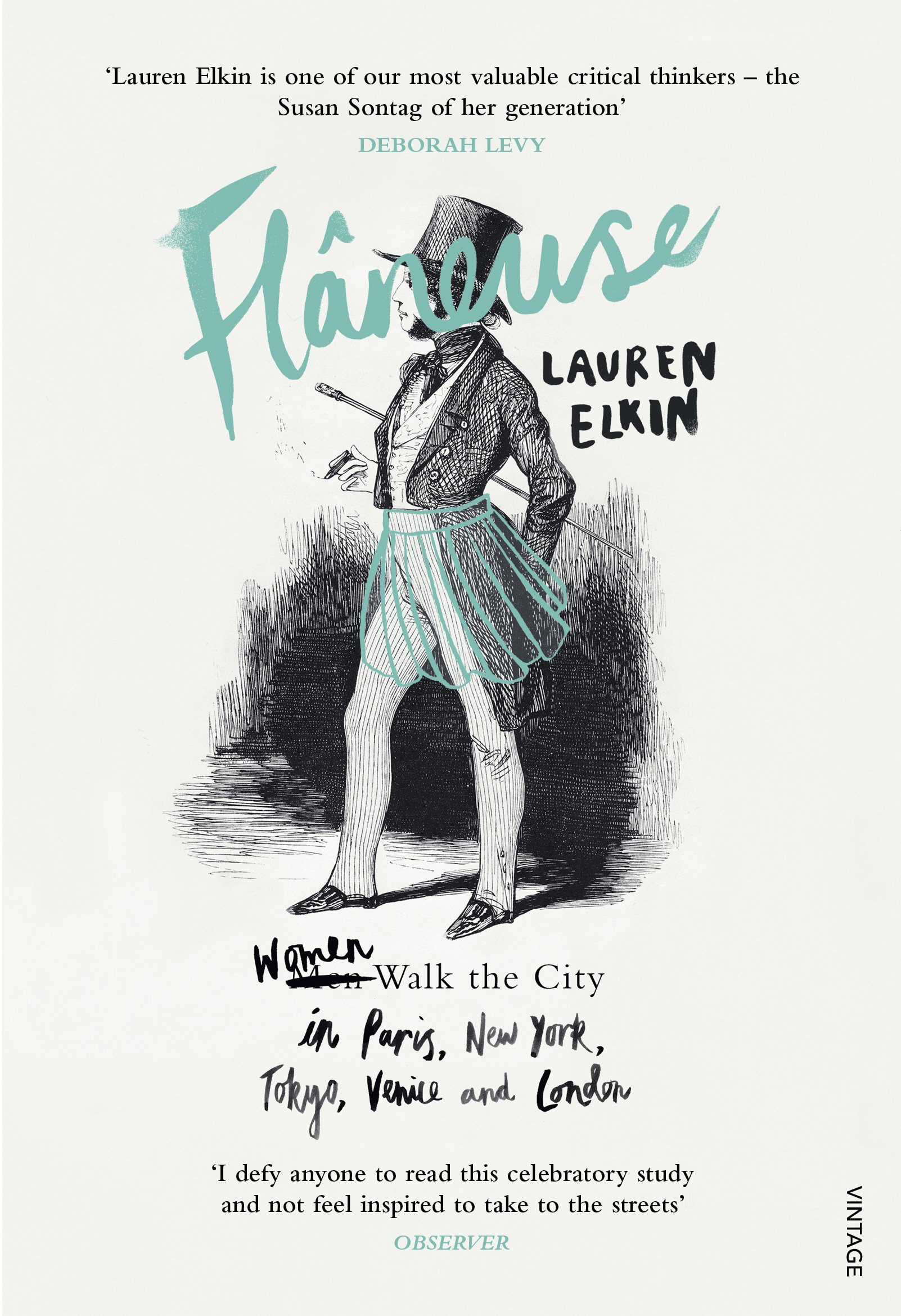 Download Flaneuse: Women Walk the City in Paris, New York, Tokyo, Venice and London ebook