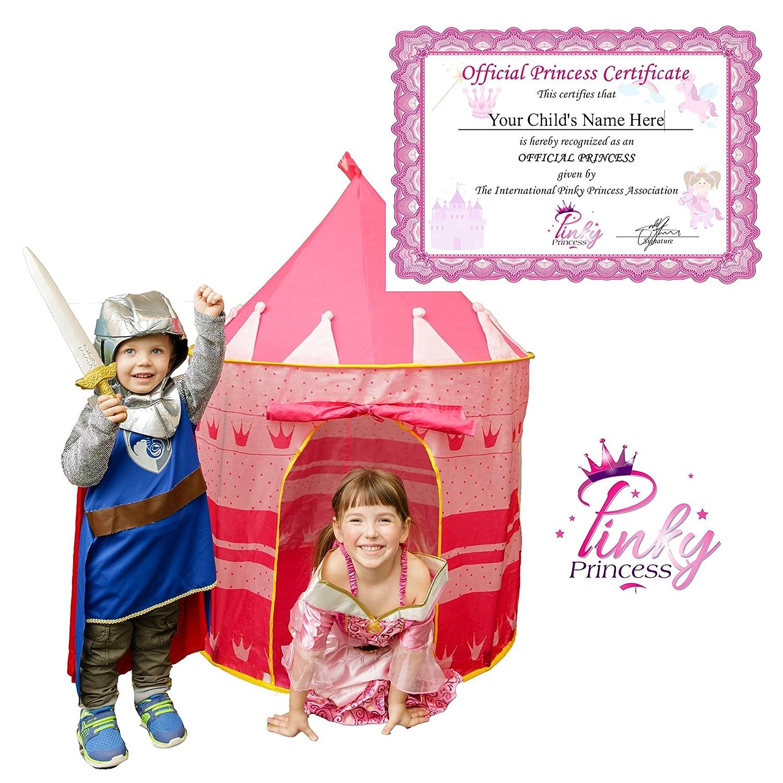 PinkyPrincess Princess Castle.