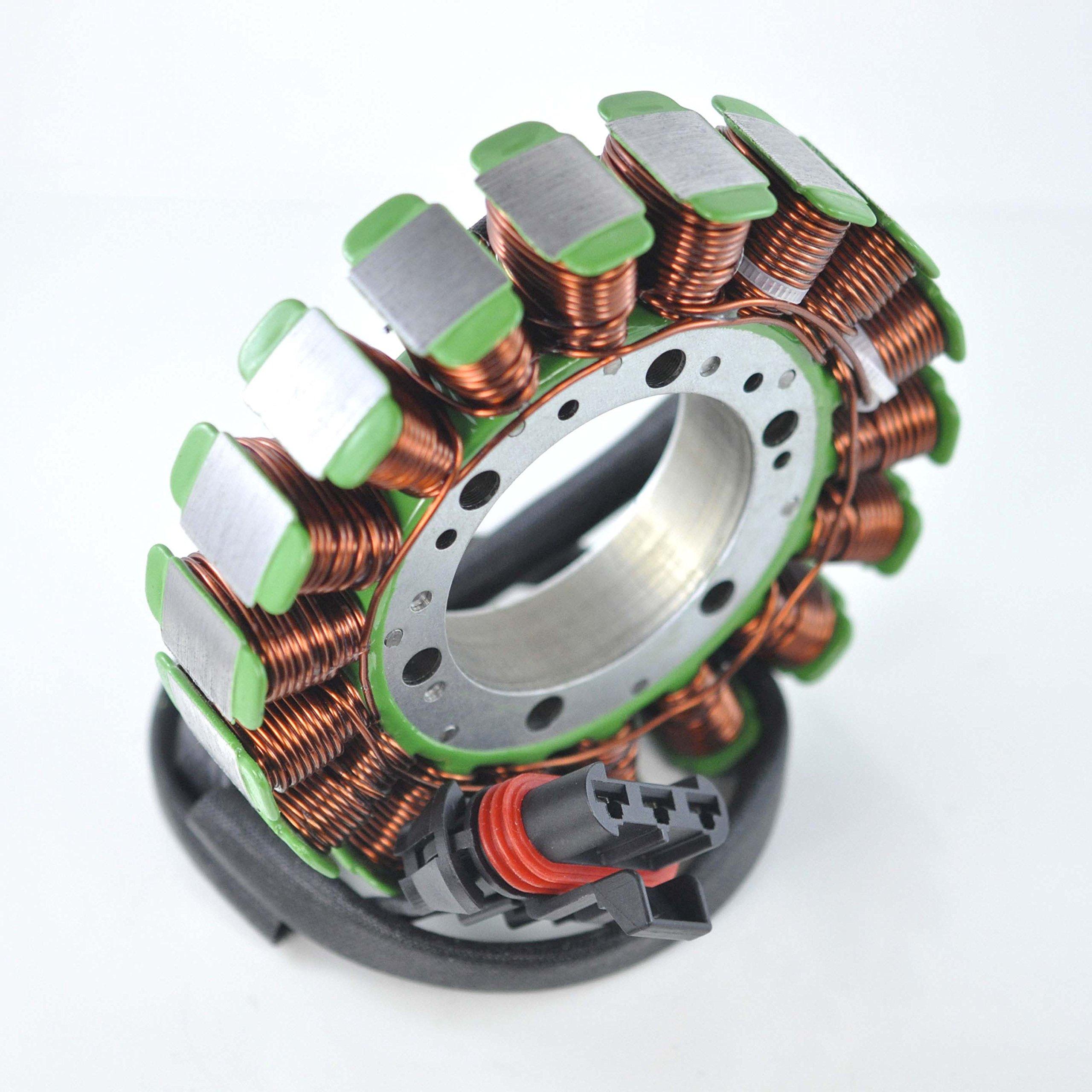 Generator Stator For Polaris Ranger Crew XP RZR S 4 Sportsman HO ETX SP X2 Scrambler General ACE 450 500 570 850 900 1000 2012-2019 Rep# 4013970 4013990 4013013 4015292 4015340 4014839 4014406 4014402