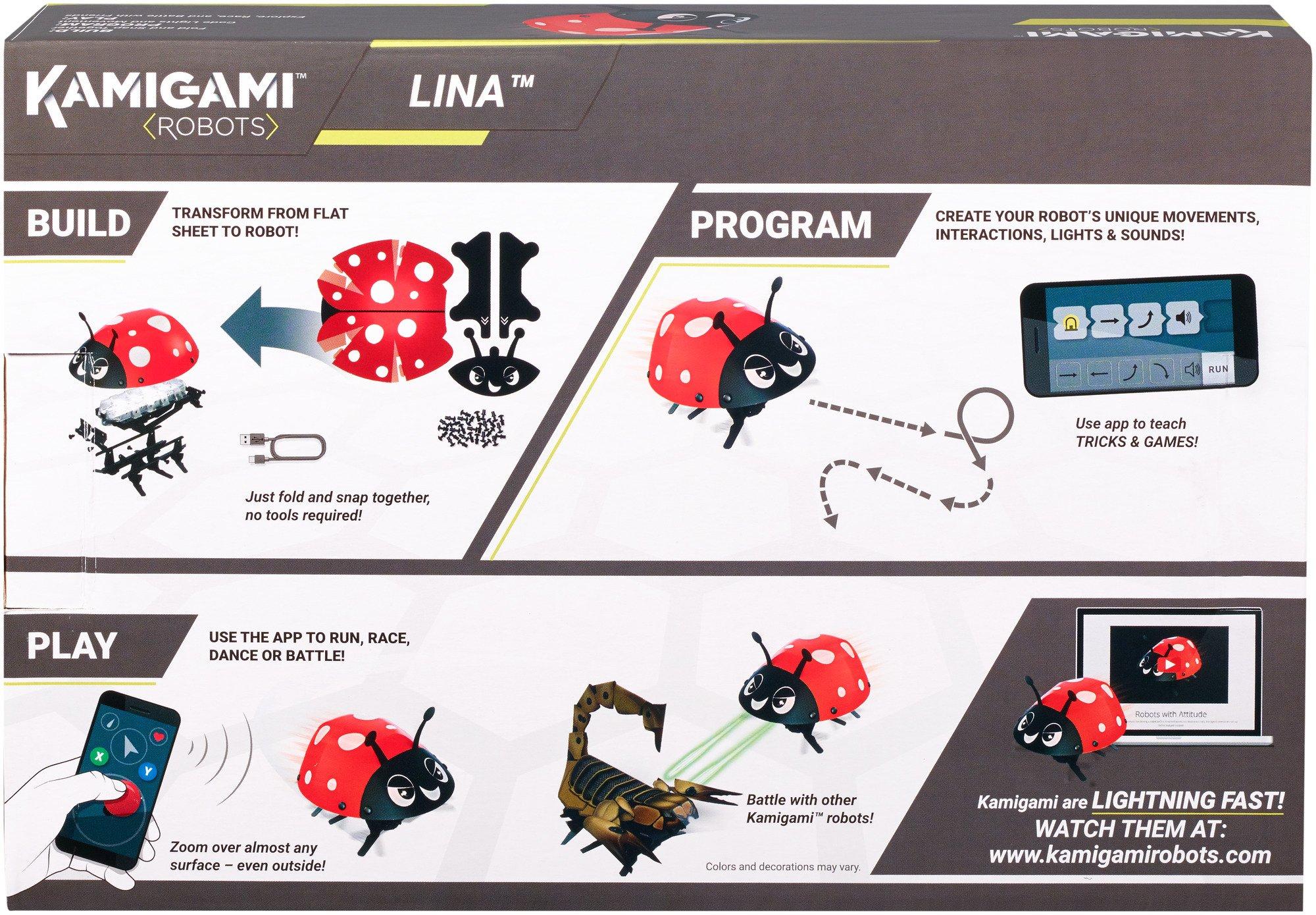 Kamigami Lina Robot by Mattel (Image #11)