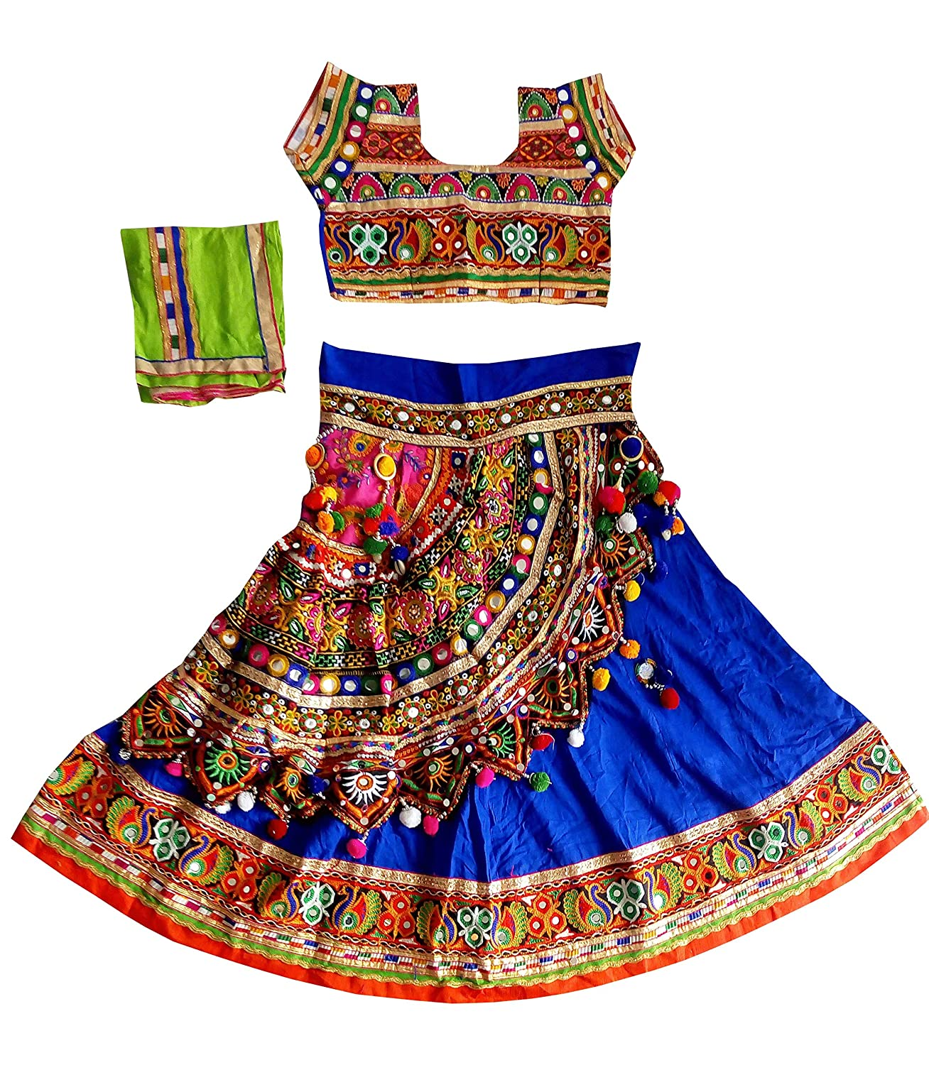 Buy Nandi Women Cotton Indian Kids Heavy Gujarati Embroidered Work Chaniya Choli For Baby Girl Blue 28 At Amazon In,Grand Designs Season 17 Episode 5