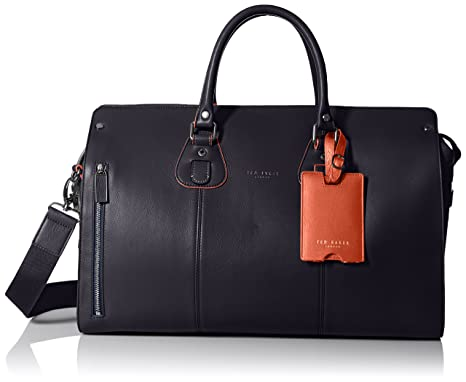 Amazon.com  Ted Baker Men s Contrast Edge Paint Holdall c5bcc8fcfd1a2