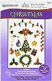 Kits quilling-Noël