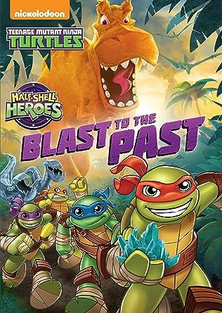 Amazon.com: Teenage Mutant Ninja Turtles: Half-Shell Heroes ...