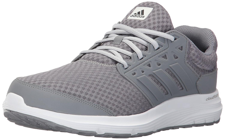 adidas Men's Galaxy 3 m Running Shoe B01MZ23EYL 11.5 D(M) US|Grey/Grey/Clear Grey