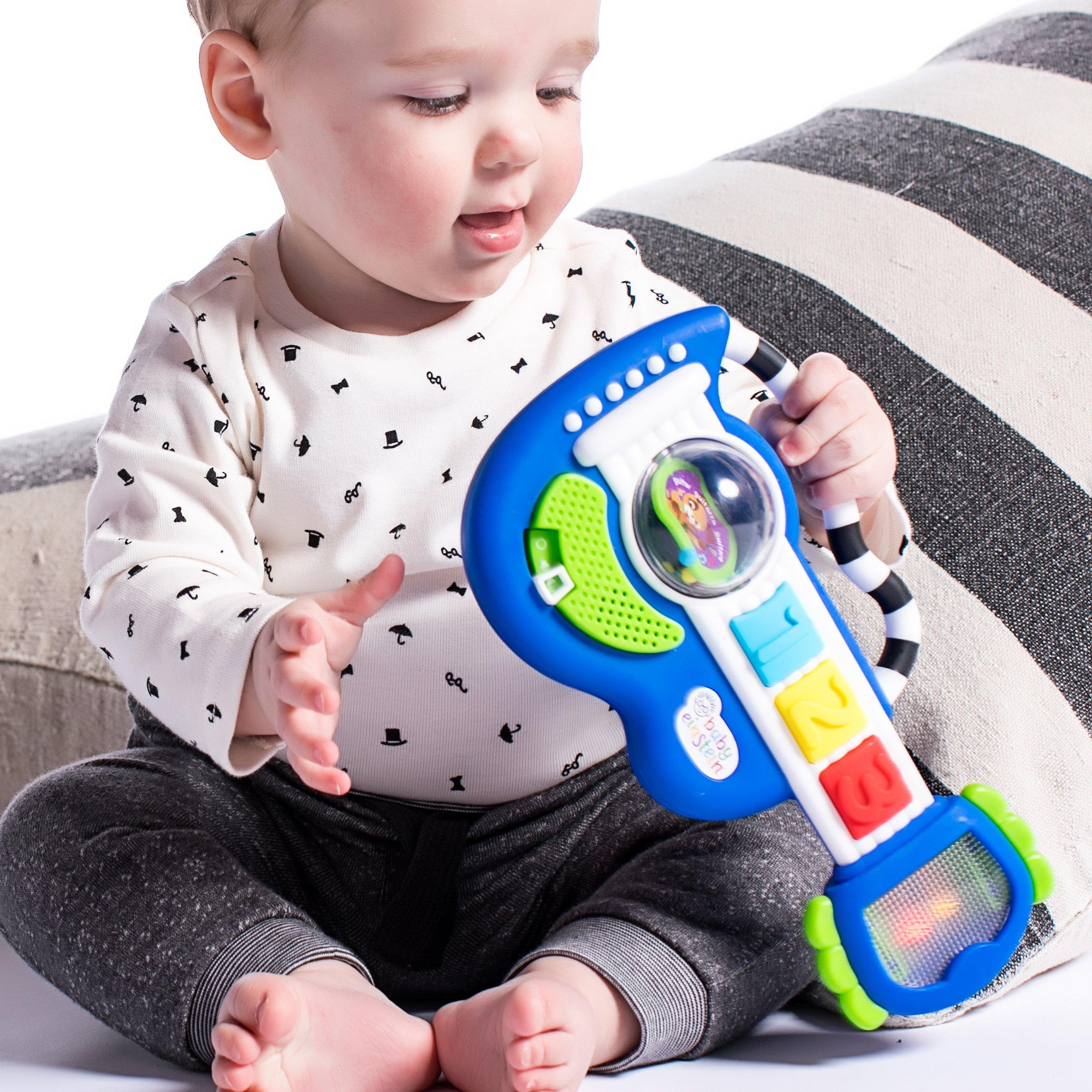 Baby Einstein Rock Light and Roll Guitar Toy by Baby Einstein (Image #5)