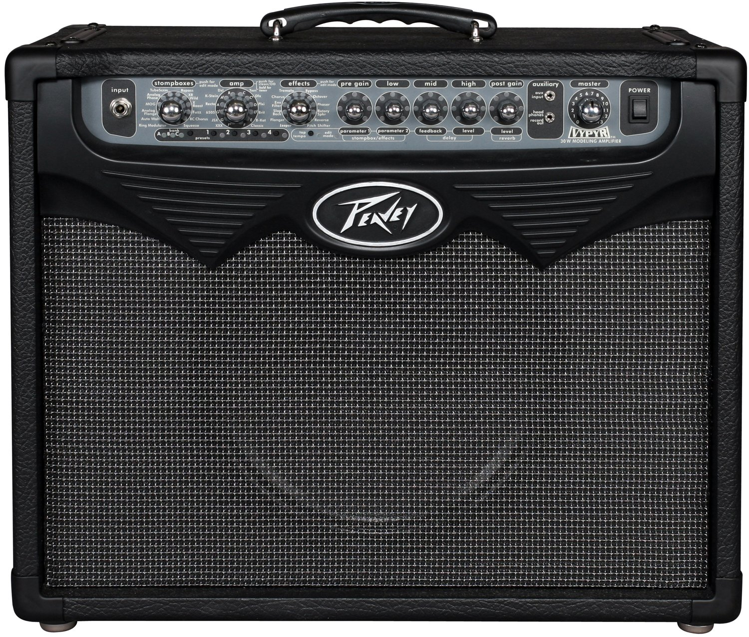 Peavey Vypyr 30 Modeling Electric Guitar Amplifier Circuits And Schematics Fuzzi Amps Other Effects Musical Instruments
