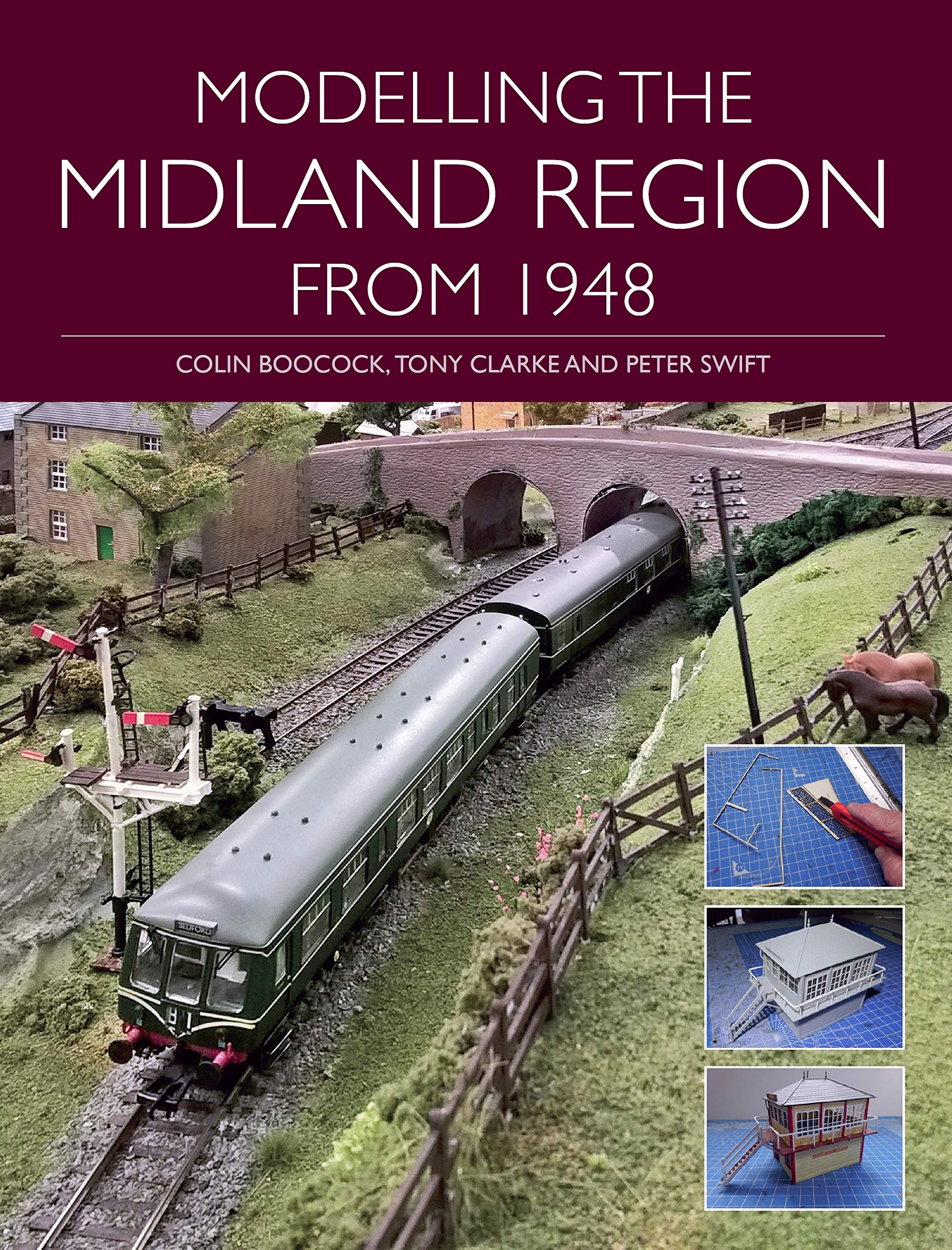 Modelling The Midland Region From 1948  English Edition