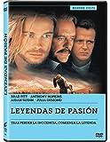 Leyendas De Pasión [DVD]