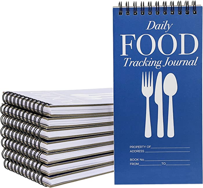 Top 5 Food Diary Notebook