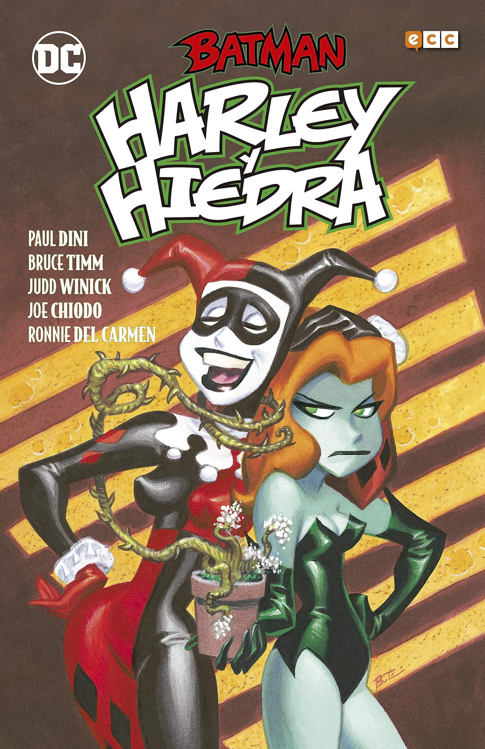 Batman: Harley y Hiedra (Segunda edición): Amazon.es: Timm ...