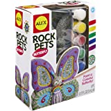 ALEX Toys Alex Craft Rock Pets Butterfly Toy, Multi