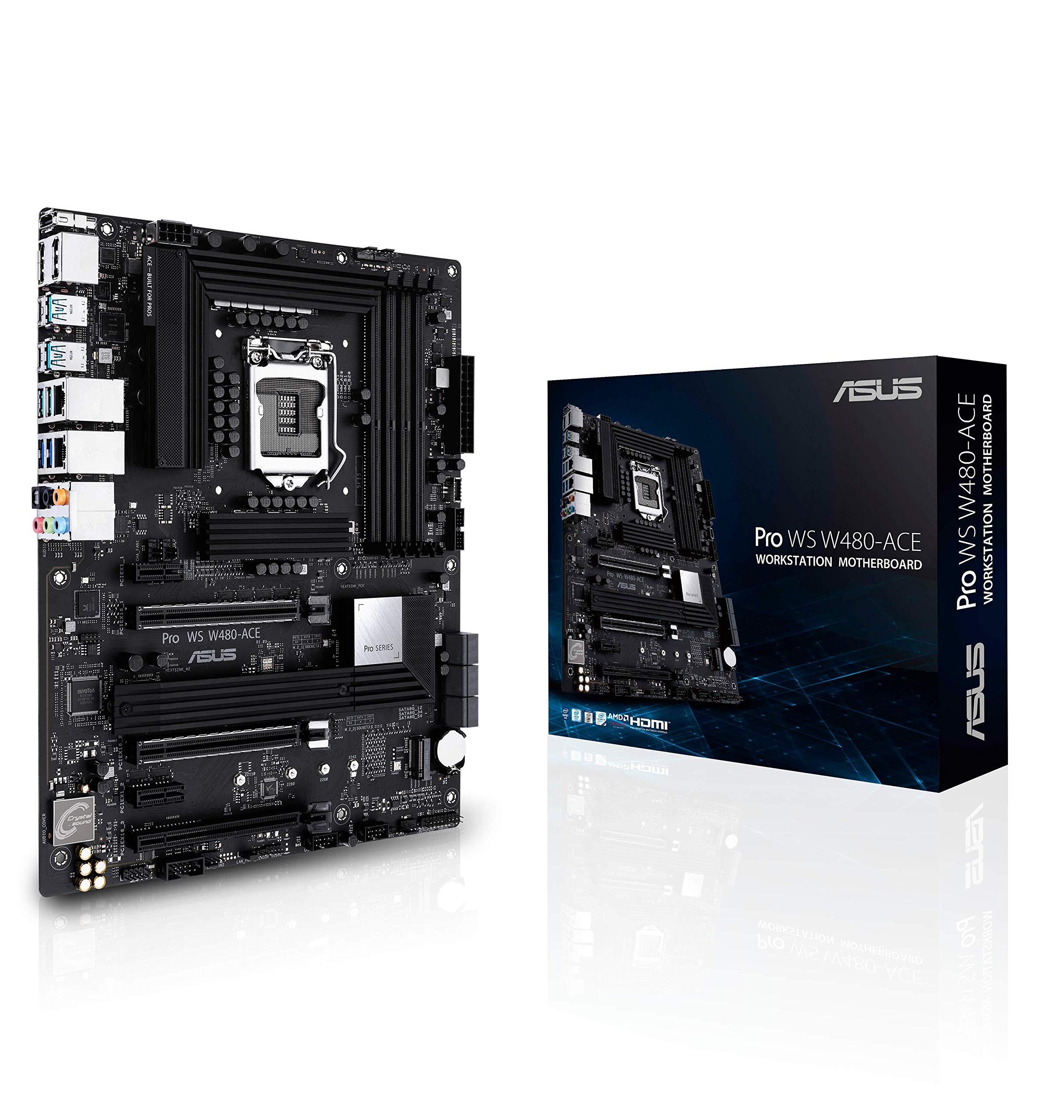 Motherboard ASUS Pro WS W480 ACE Socket LGA1200
