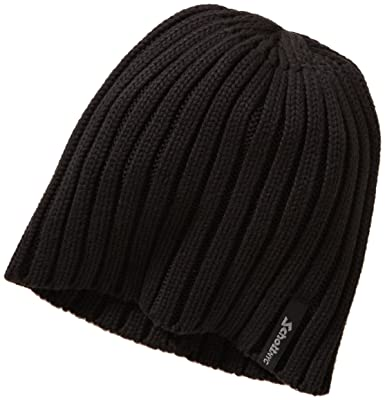 Schott NYC Men s 67 Basic Ribbed Hat Plain  0311e4c1681