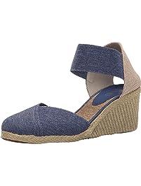 Women S Platform Wedge Sandals Amazon Com