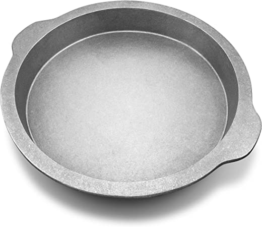 Wilton Armetale Gourmet Grillware Deep Dish Sizzle Skillet, Round, 15-1 2-Inch