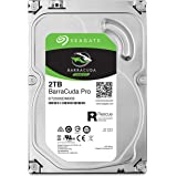 Seagate 2TB BarraCuda Pro SATA 6Gb/s 128MB Cache 3.5-Inch Internal Hard Drive (ST2000DM009)