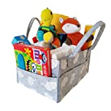 """Amazon Price History for:CozyCaddy Grey Elephant Diaper Caddy 