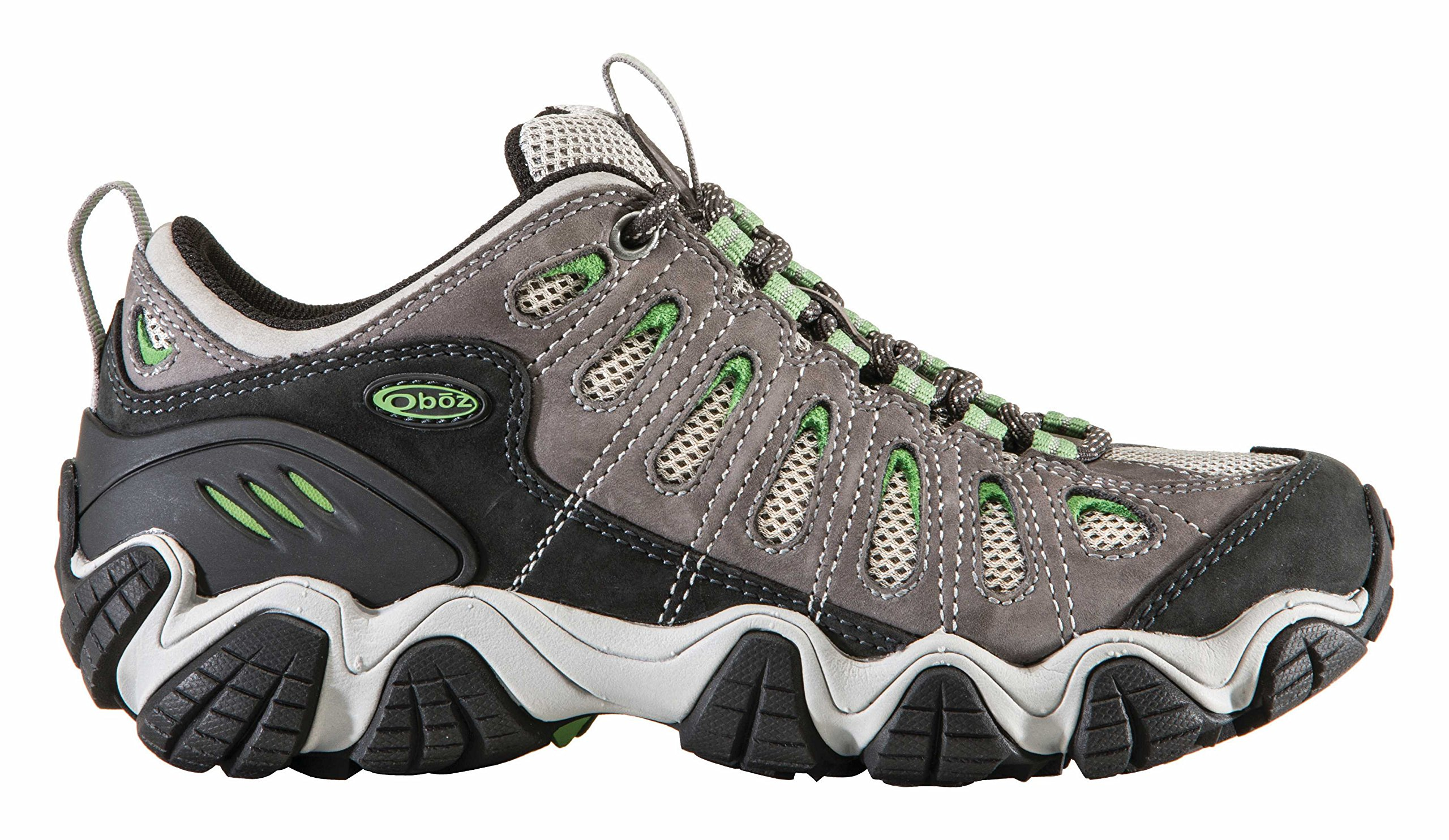 Oboz Women's Sawtooth Low Hiking Shoe,Clover,7 M US by Oboz (Image #2)