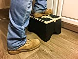 """Camco Heavy Duty 9"""" Folding Step with Textured"""