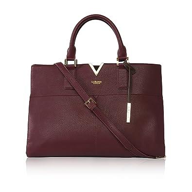 4f3adf6a5 Amazon.com: LaBante London 'Avant' Vegan Leather Carryall Laptop Bag ...