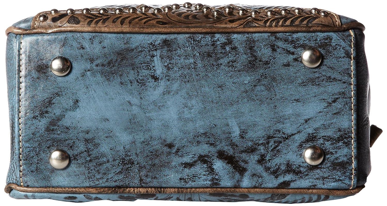 Amazon.com: American West Annie s Secret Hobo Bolso, Azul ...