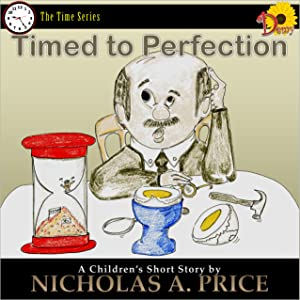 Timed to Perfection (The Time Series Book 1)
