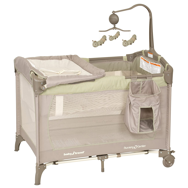 amazoncom  baby trend nursery center  playard maximilian  - amazoncom  baby trend nursery center  playard maximilian (discontinuedby manufacturer)  baby