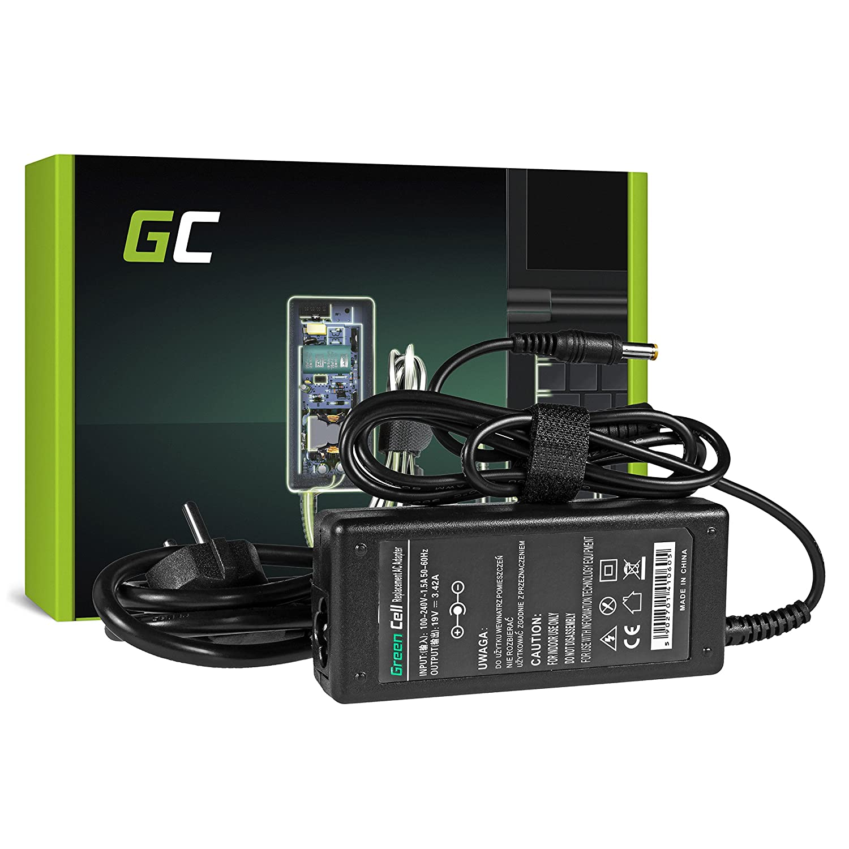 Green Cell® Cargador para Ordenador Portátil Acer Aspire 5740 5740G 5741 5741G 5742 5742G 5738 5738G 5738ZG 5745 5745G 5750 5750G 5750ZG / Adaptador de ...