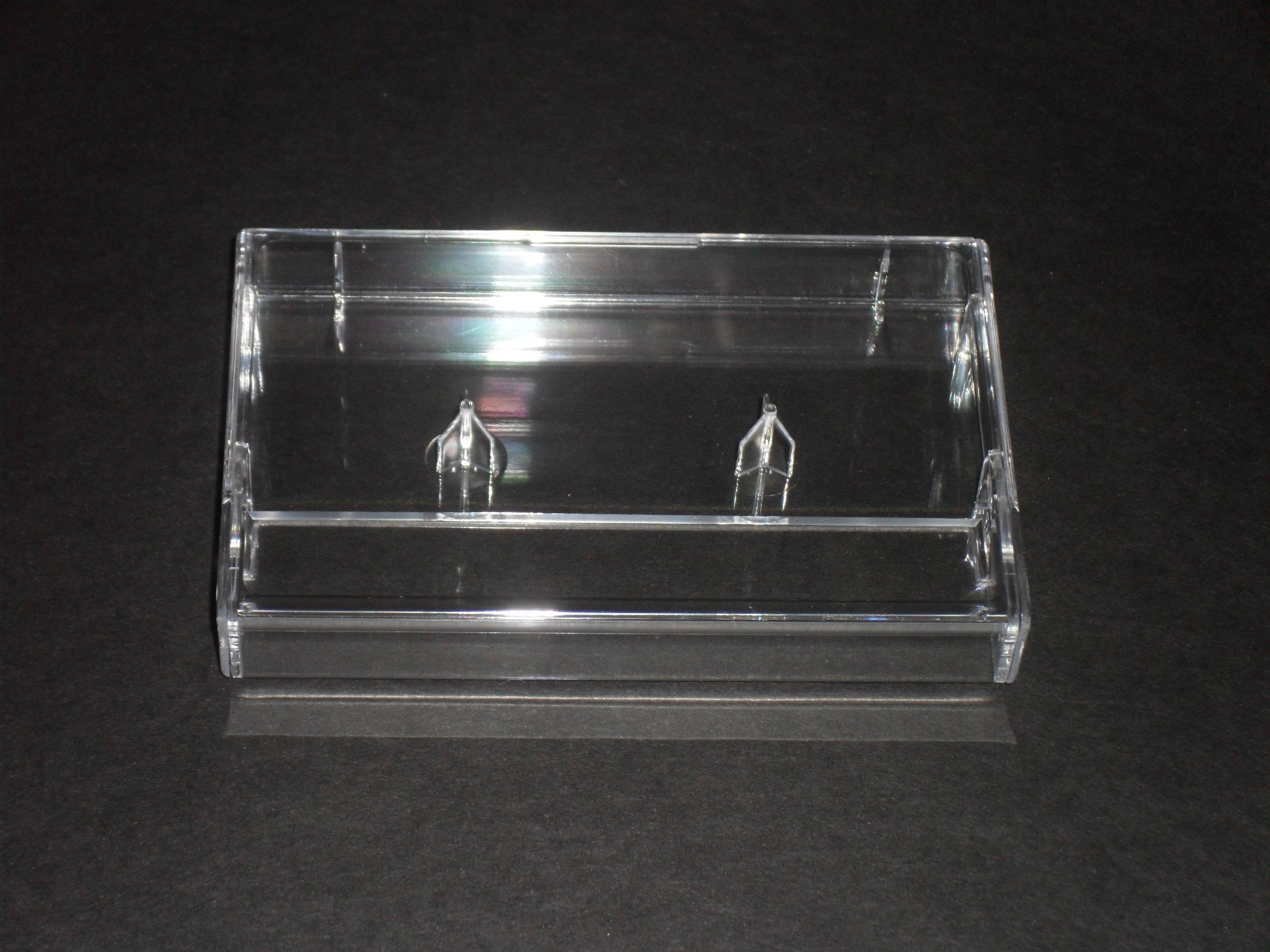 Norelco Plastic Cassette Tape Cases 55-Pack